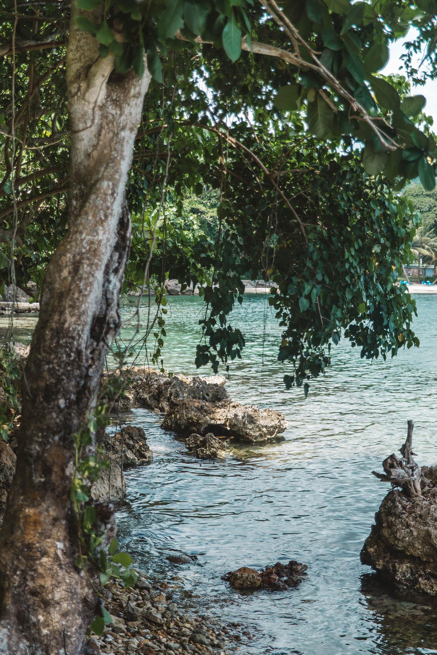Round Hill in Jamaica