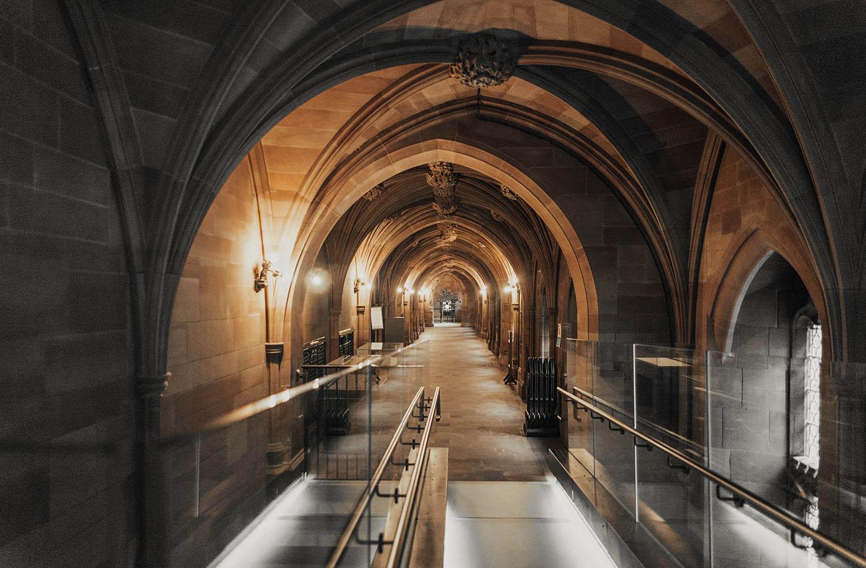John Rylands Library - Interior