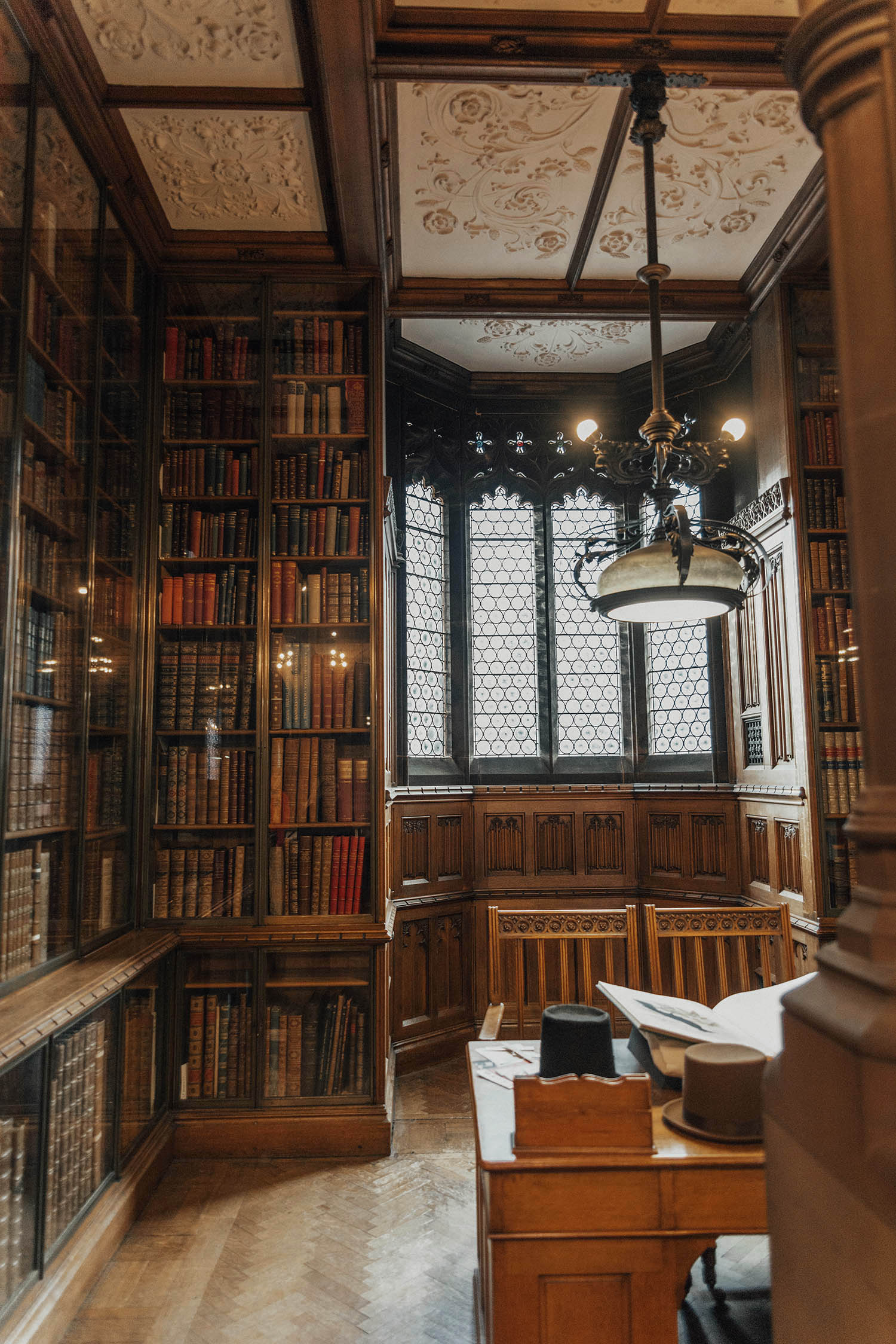 John Rylands Library, Manchester - Books