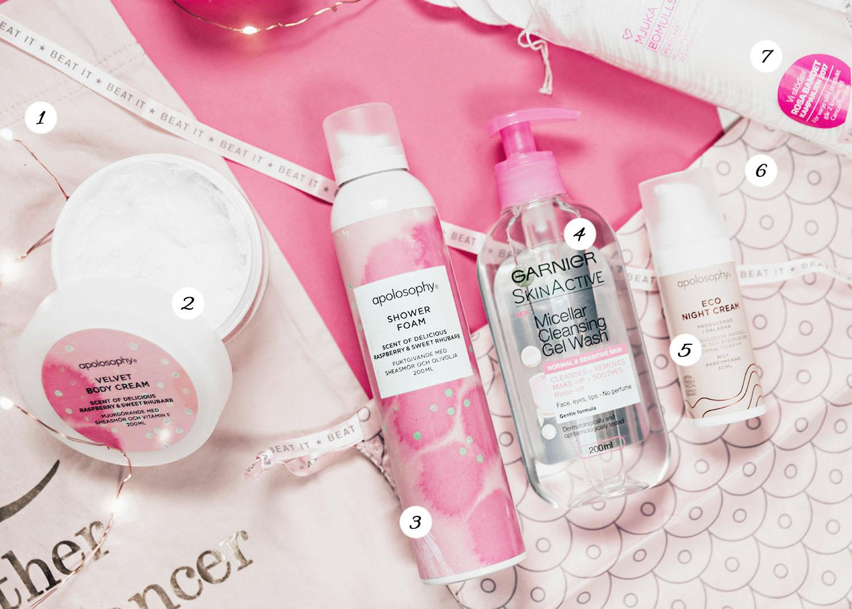 Rosa Bandet-Produkter Oktober 2017 | Cancerfonden