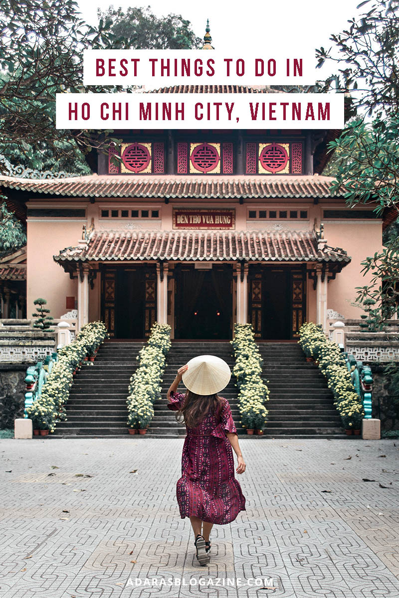 Best Things To Do in Ho Chi Minh City, Vietnam