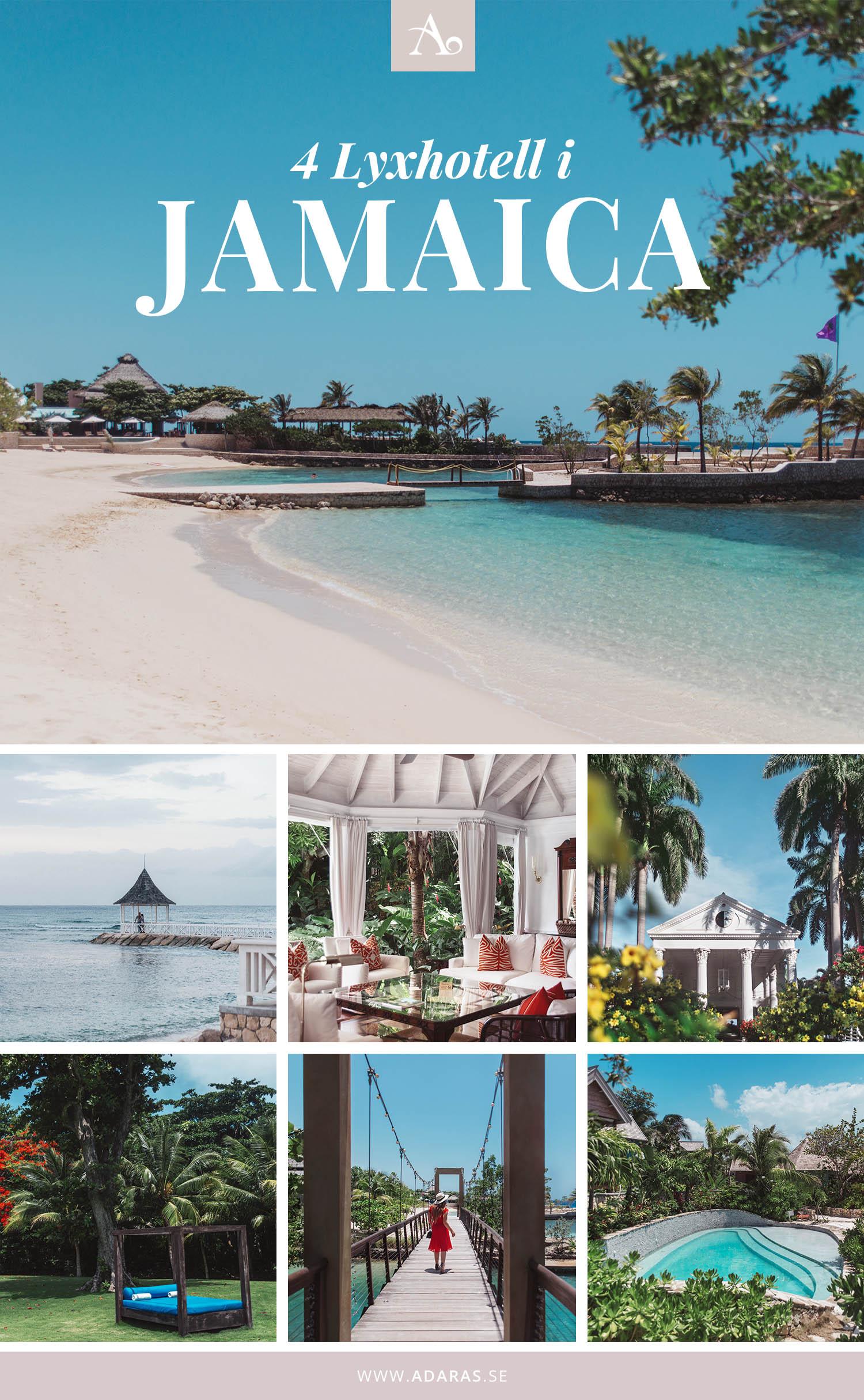 4 Lyxiga Hotell i Jamaica - Här bor du bäst i paradiset