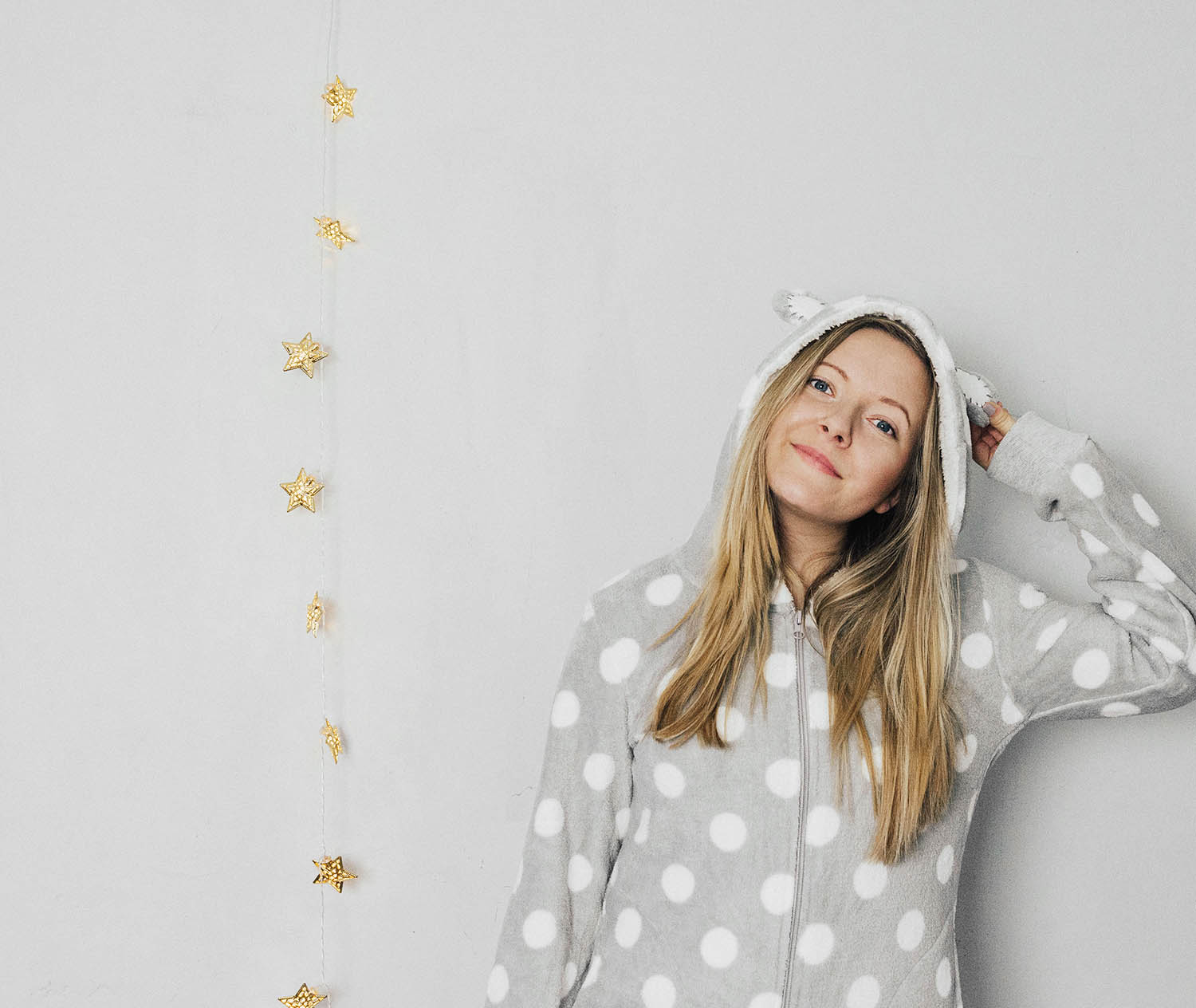 Onesie with Ears from Hunkemöller - Sanna Eriksson