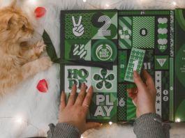 The Body Shop 25 Days Deluxe Advent Calendar - Adventskalendrar