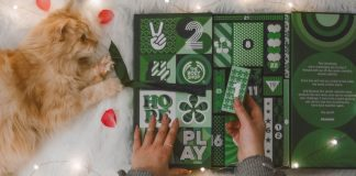 The Body Shop 25 Days Deluxe Advent Calendar - Adventskalendrar