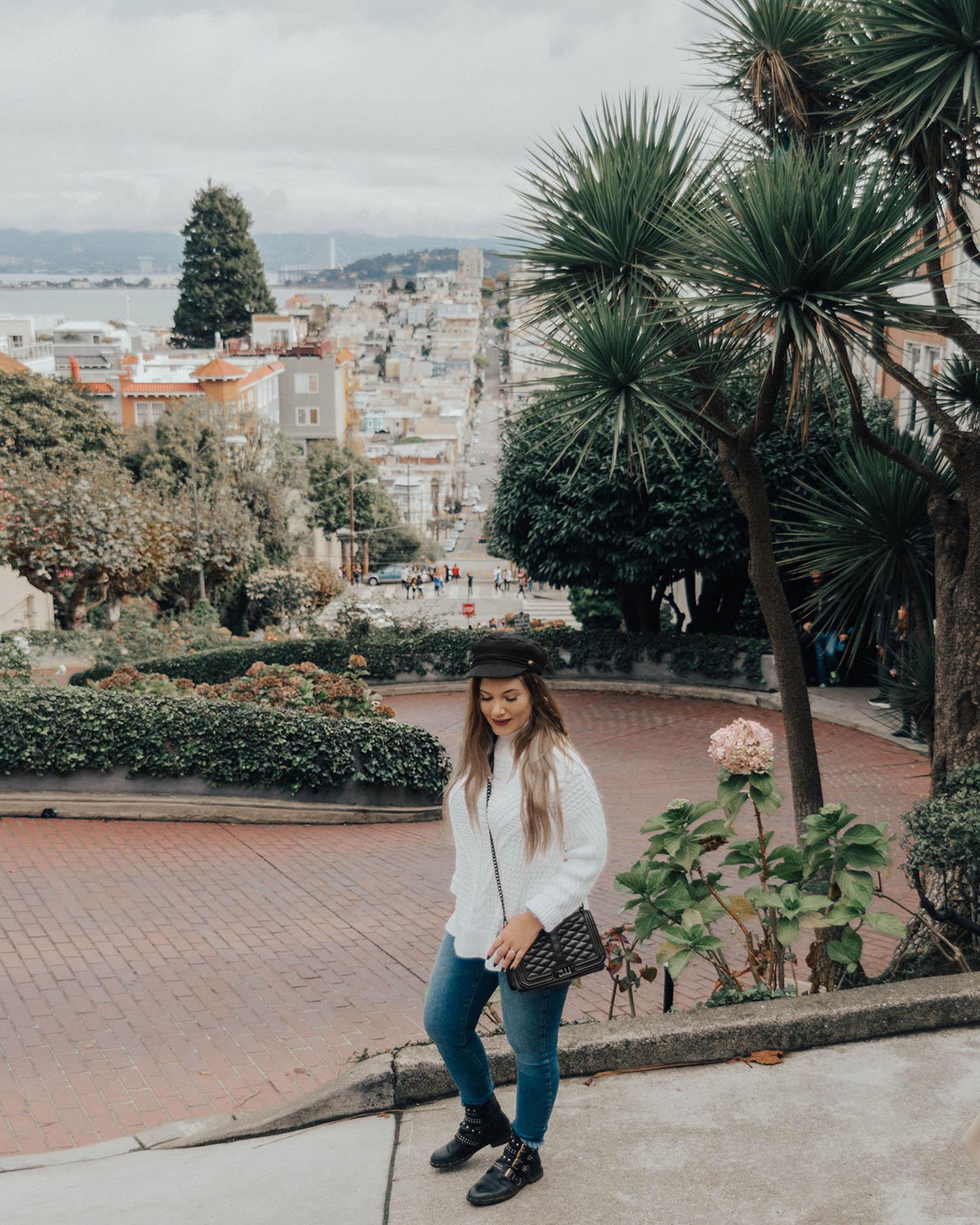 Adaras at Lombard Street, San Francisco