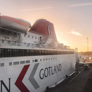 Destination Gotland - iPhone 7 Plus-bild