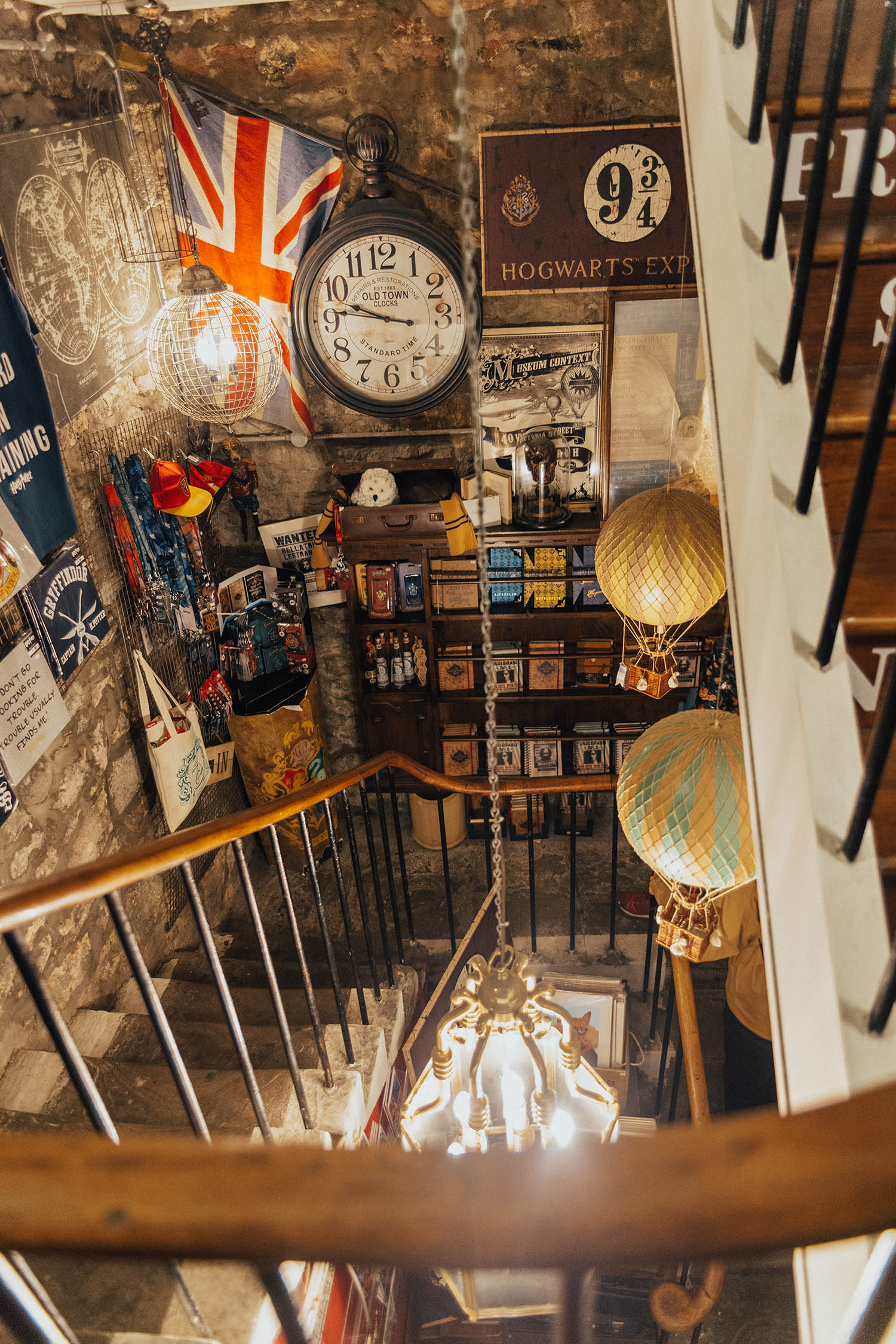 Diagon House in Edinburgh