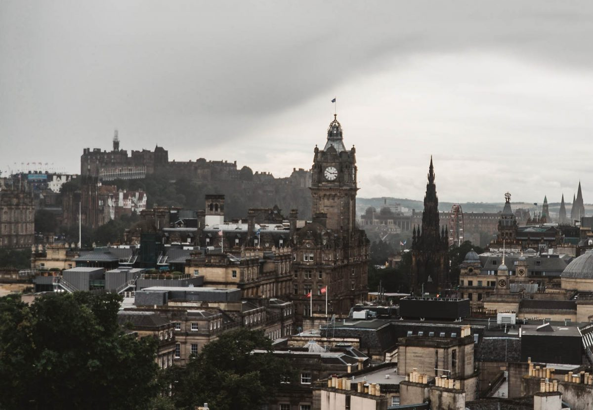 ADARAS GUIDE: Harry Potter Places in Edinburgh, Scotland