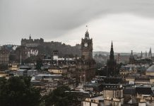 ADARAS GUIDE: Harry Potter Places in Edinburgh, Scotland