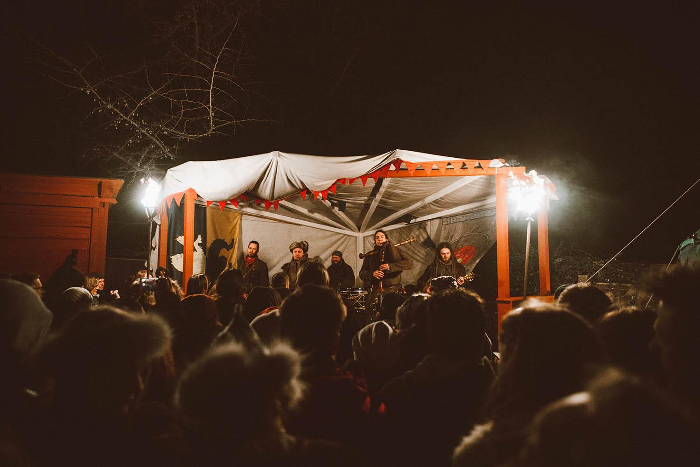 Koenix Medeltida band i Visby