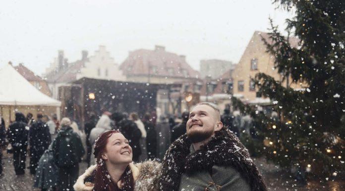 Medeltida Jul i Visby, Gotland