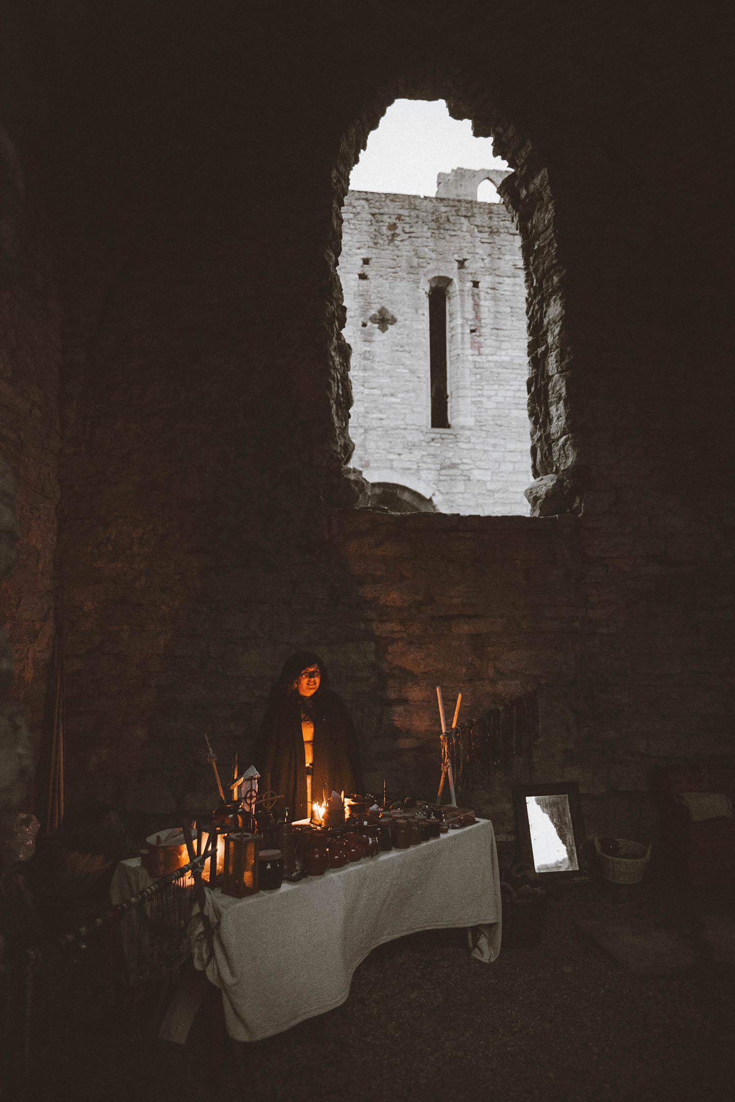 Medieval Christas in Visby, Sweden