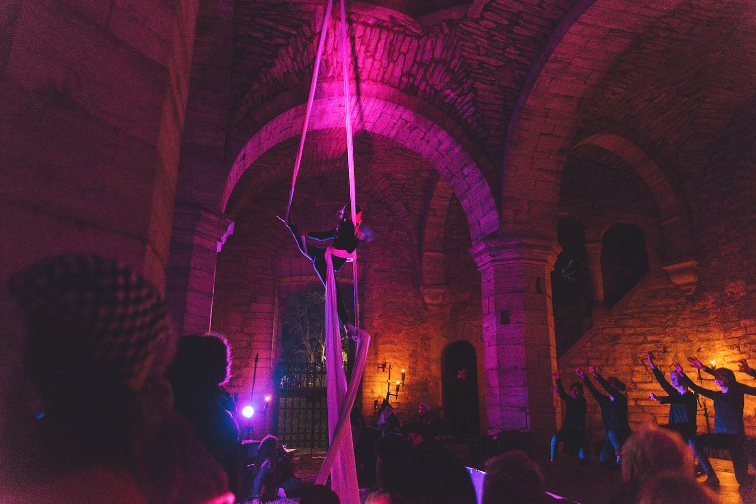 PAX Show / Medieval Christmas in Visby