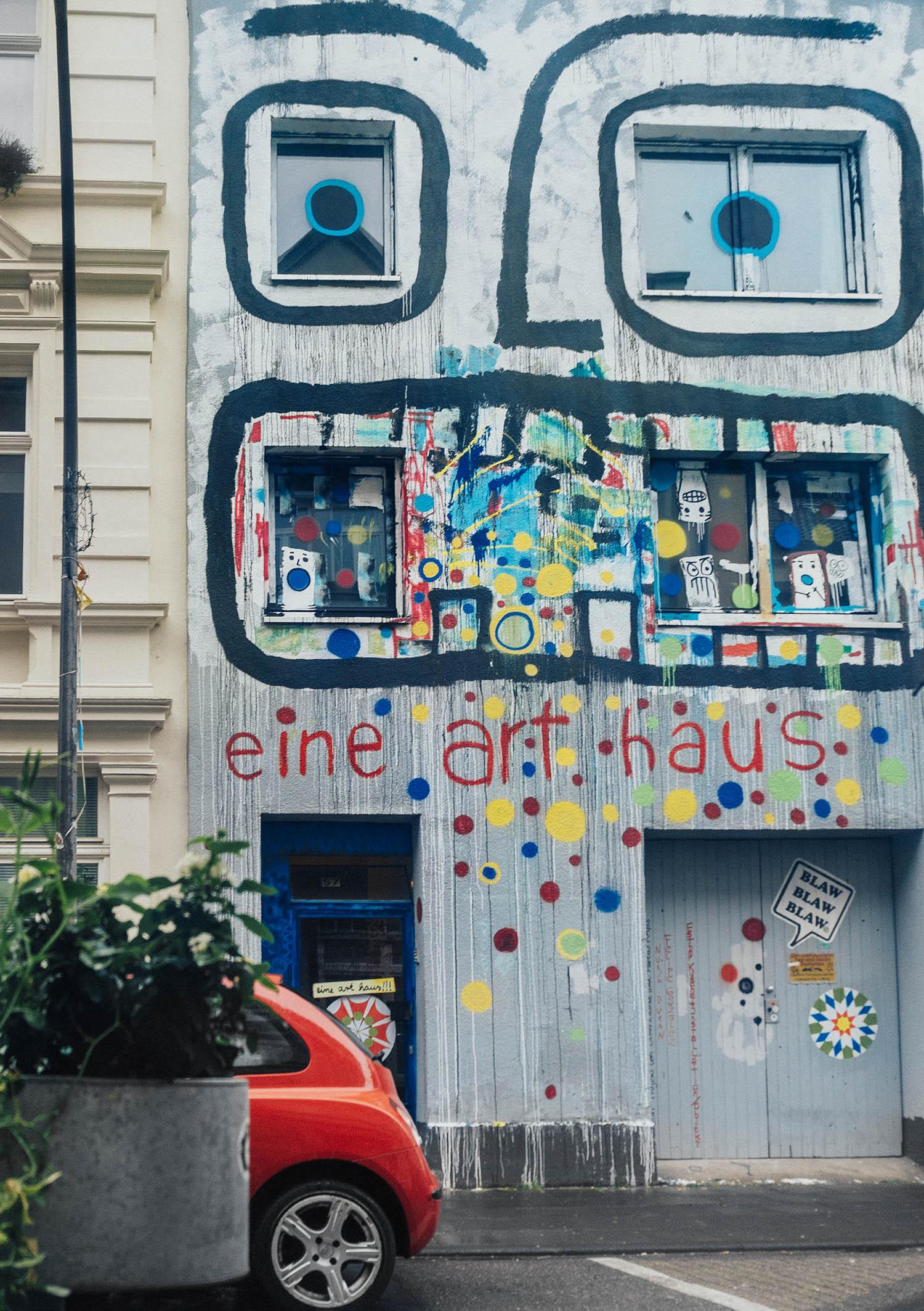 Eine Art Haus in Cologne