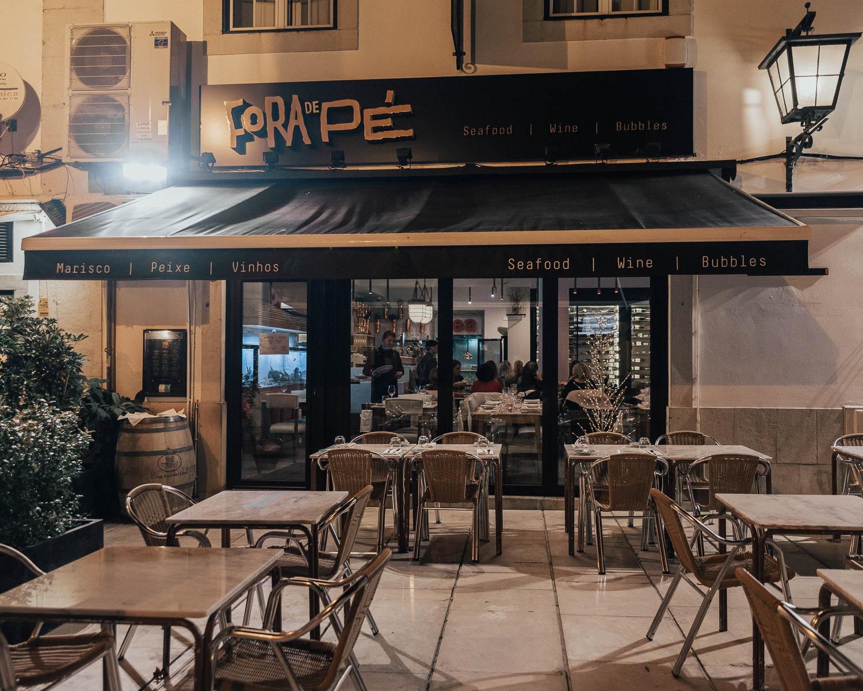 Restaurante Fora de Pé Cascais