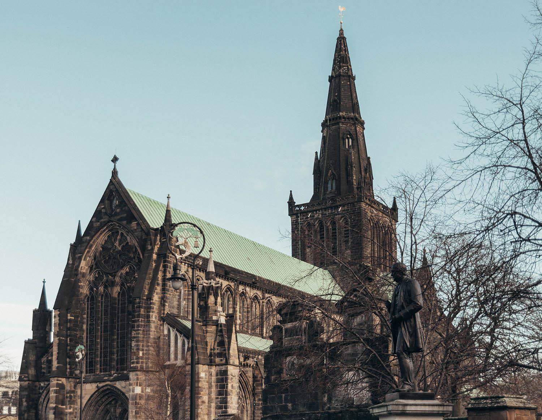Glasgow Cathedral, Scotland, UK