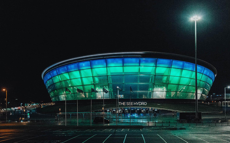 The Hydro in Glasgow