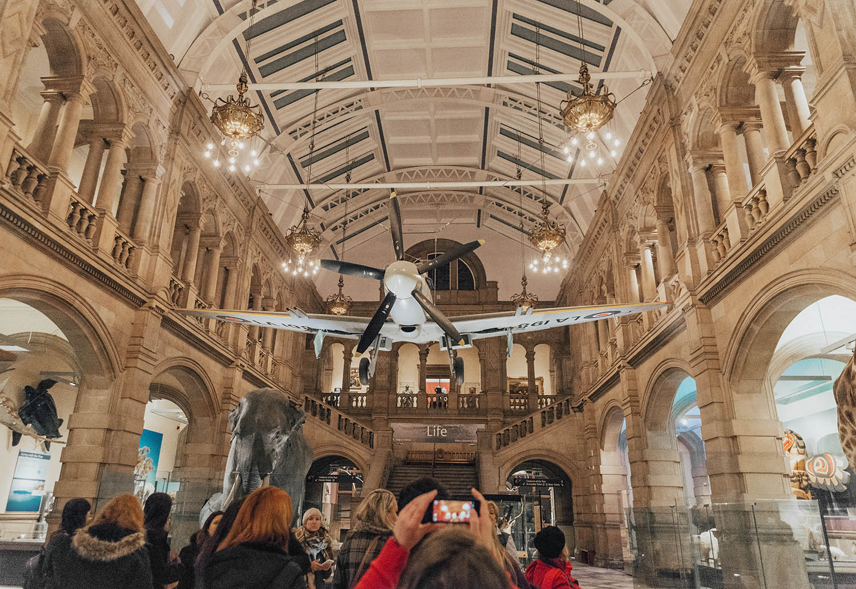 Kelvingrove Art Gallery & Museum, Glasgow, Scotland, UK