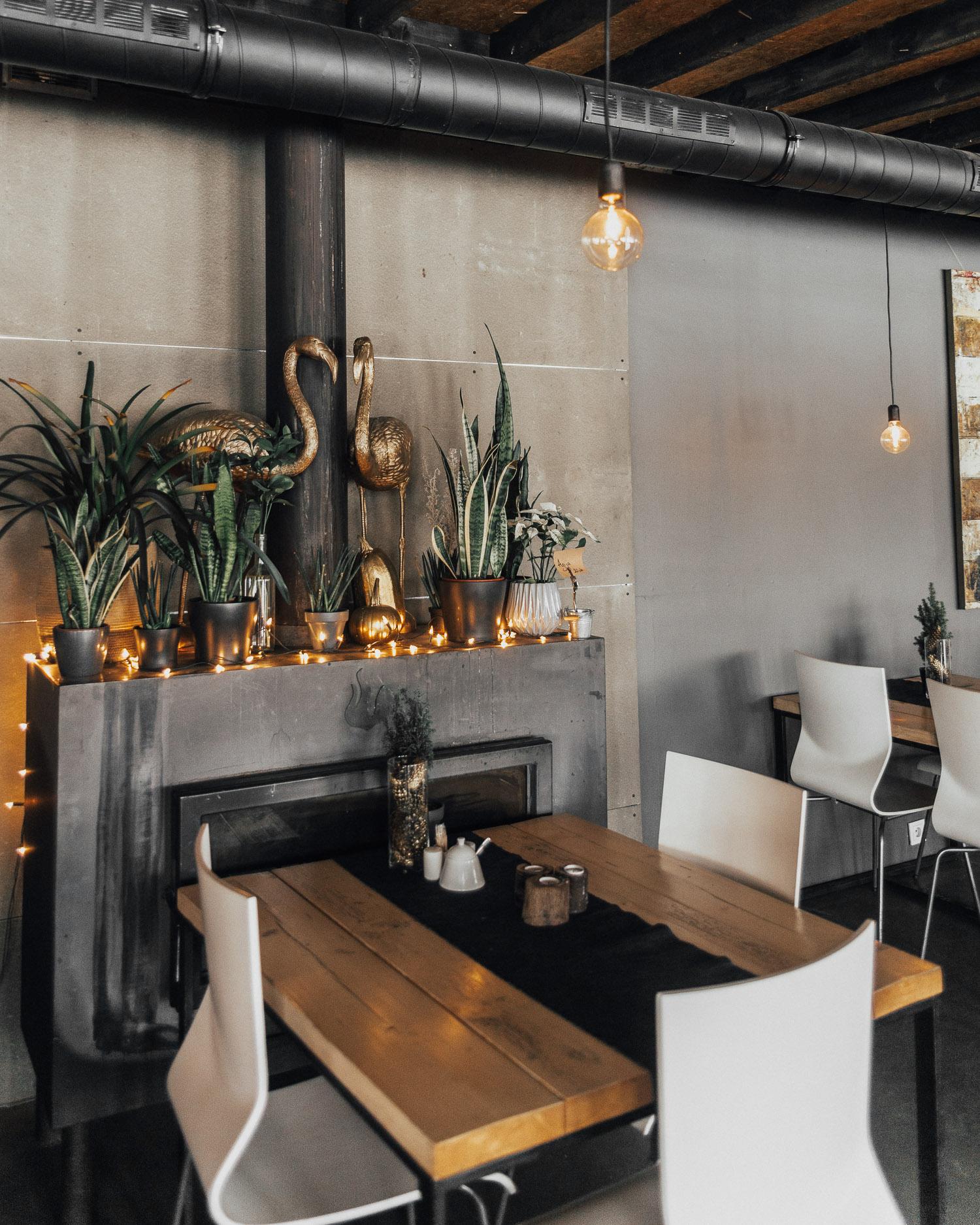 Where to eat in Riga: Annas Dārzs