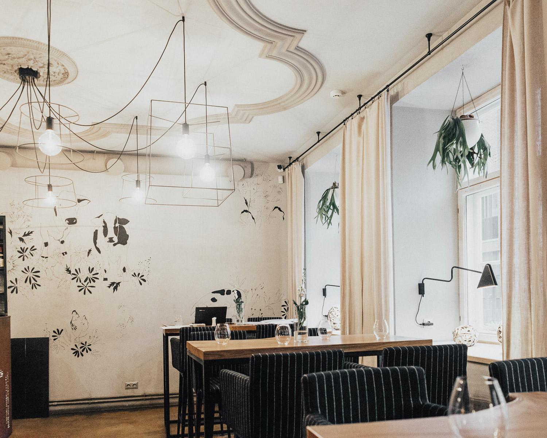 Interior, MUUSU Restaurant, Riga