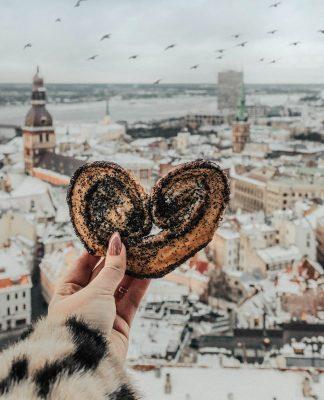 Guide till Bästa Platserna och Restaurangerna i Riga, Lettland
