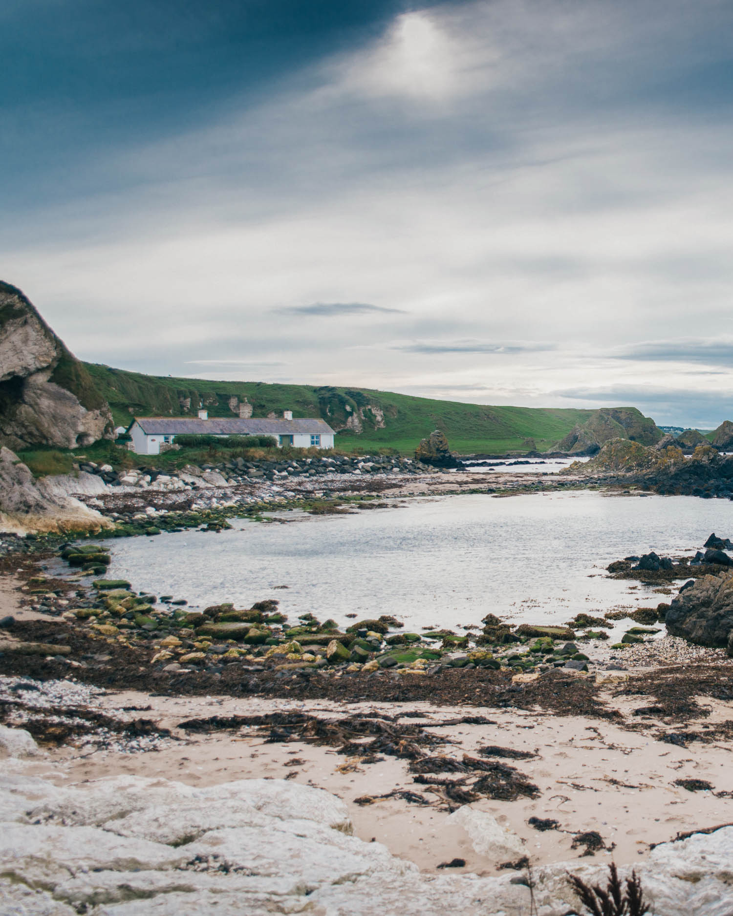 Ballintoy Harbour, Game of Thrones Filming Location in Northern Ireland