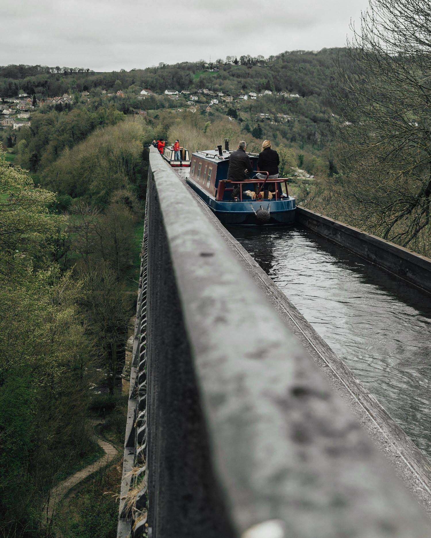 Llangollen Canal, Wales