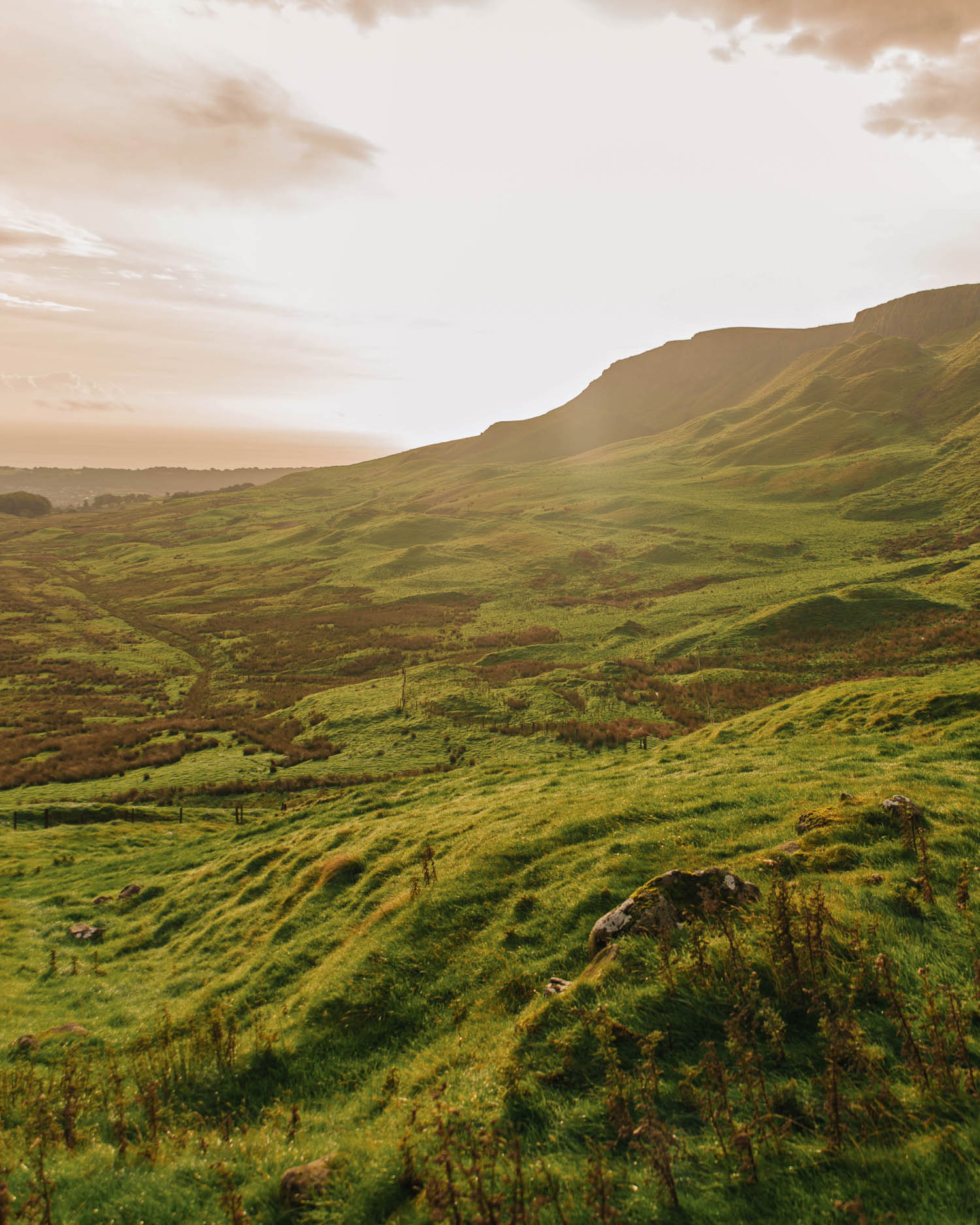 Antrim Hills - Game of Thrones Filming Location