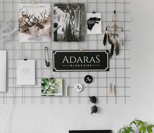 Skyltmax.se - Adaras Egna Skyltar - Inredningstips