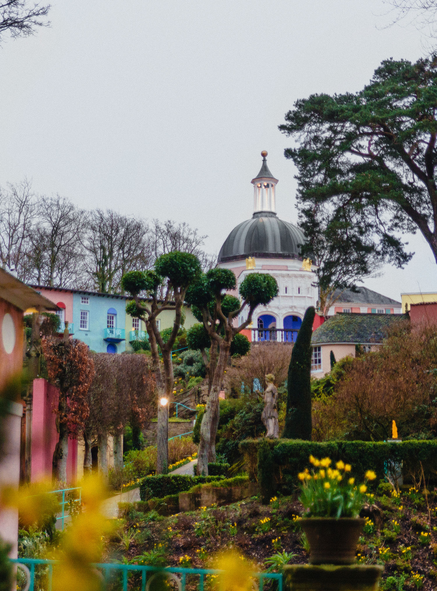 Portmeirion, Wales - Top Places to visit in Great Britain, UK