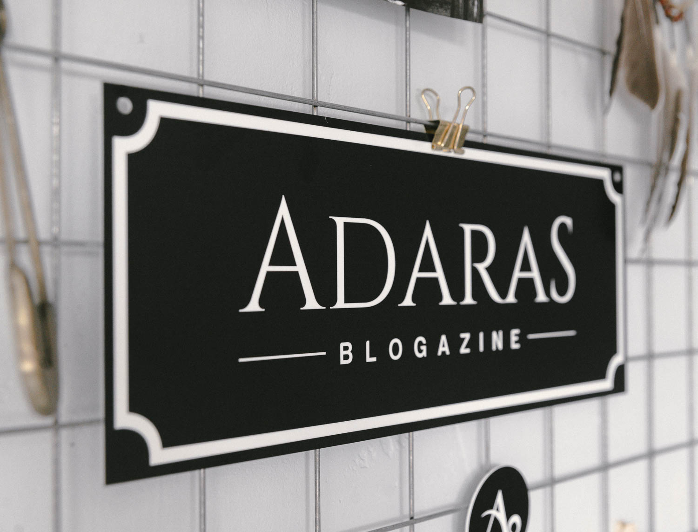 ADARAS Blogazine - Designa din egen skytl