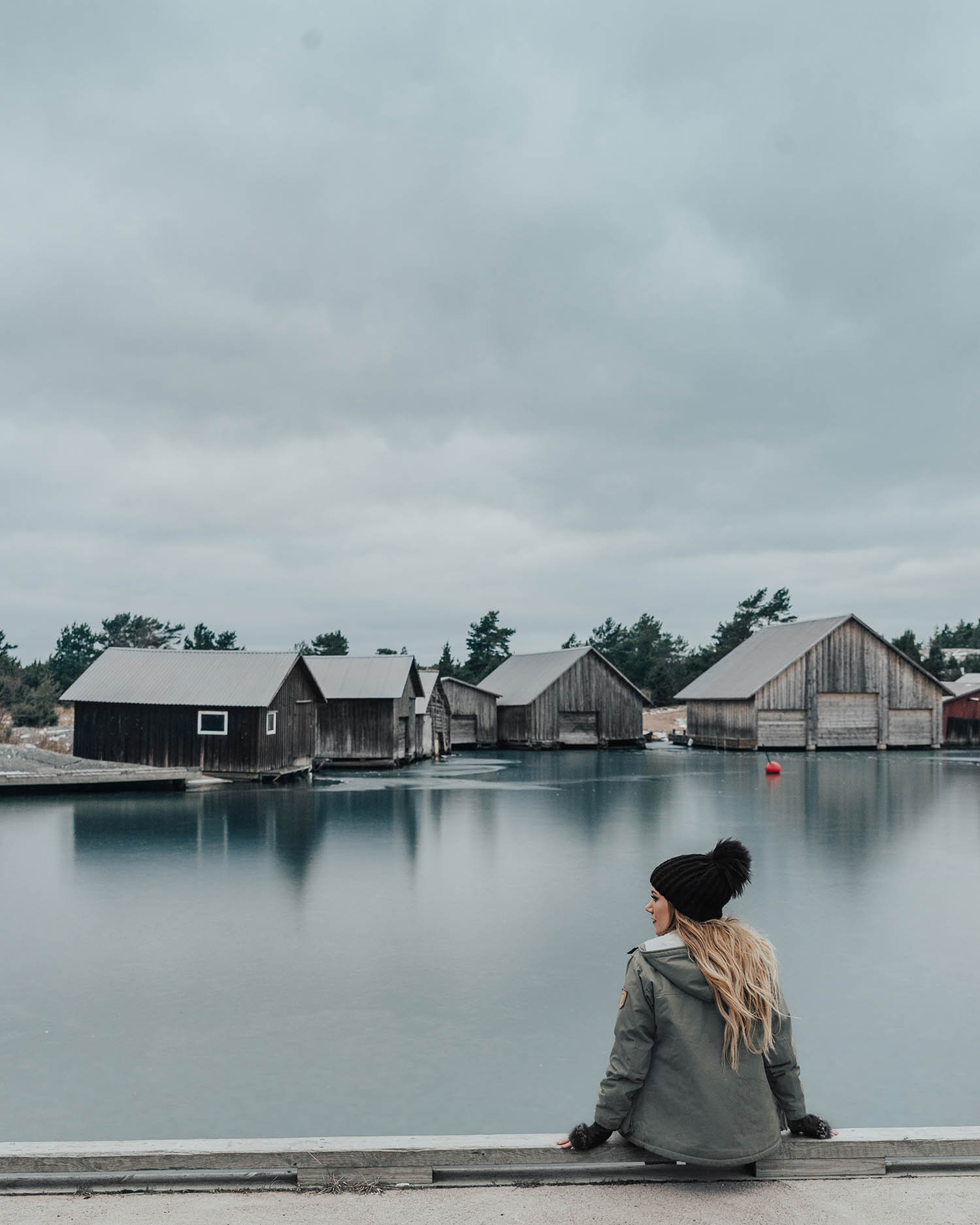 Idyllic views in Käringsund, The Åland islands