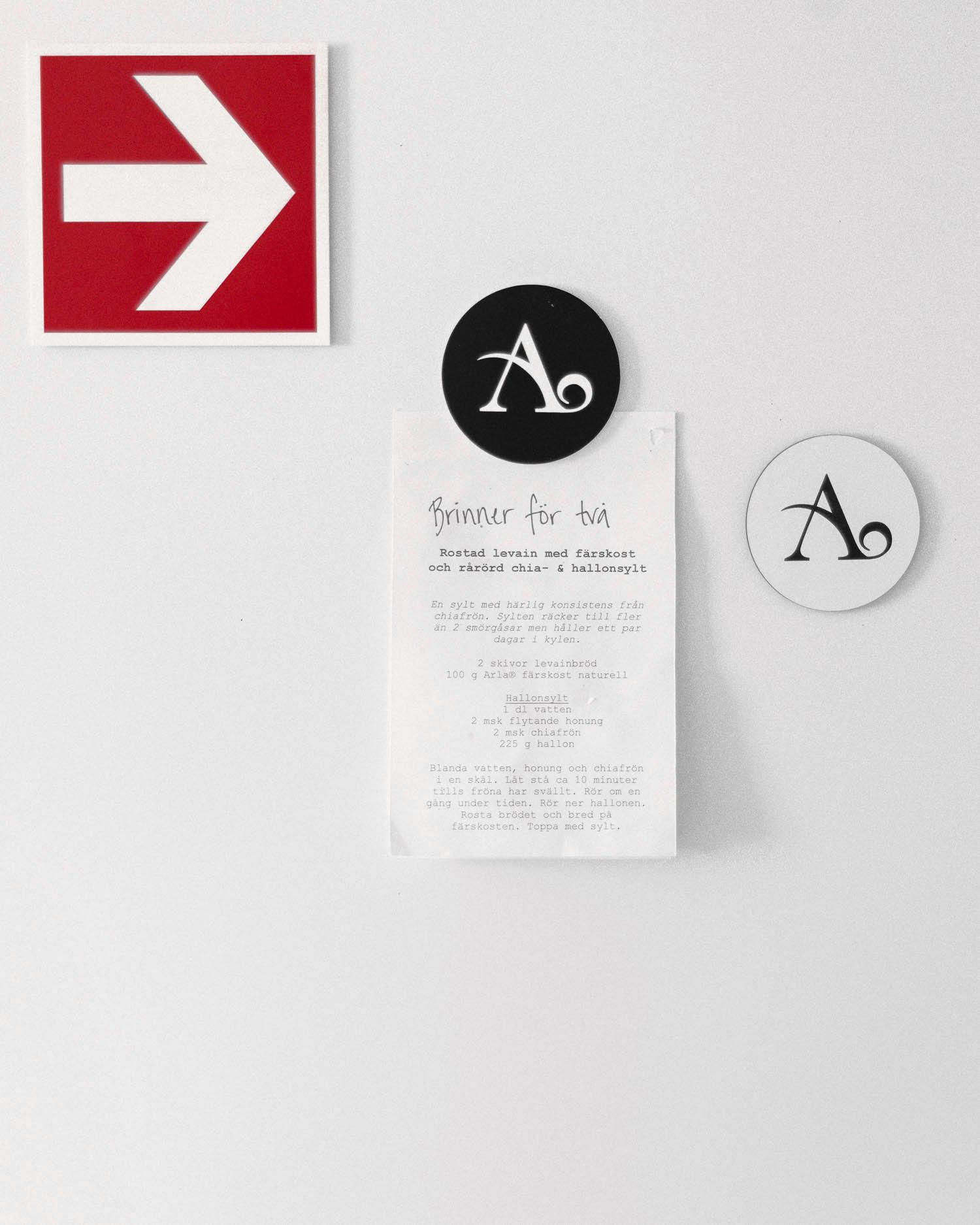 ADARAS - Egendesignade magneter från Skyltmax.se