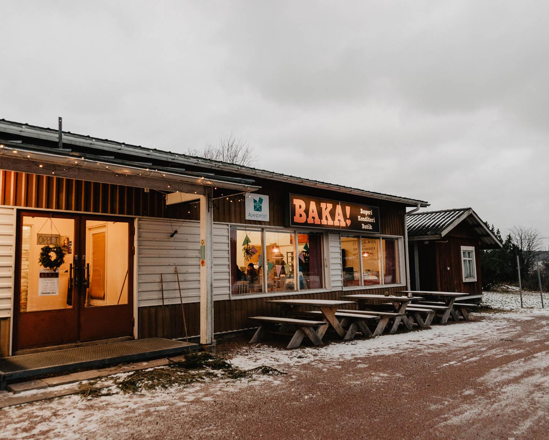 Baka! - Cozy café in the Ålands Islands