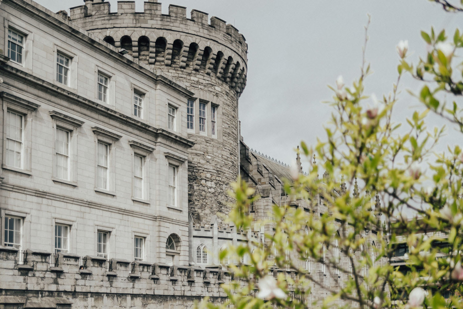 Best Instagram Spot by Dublin Castle