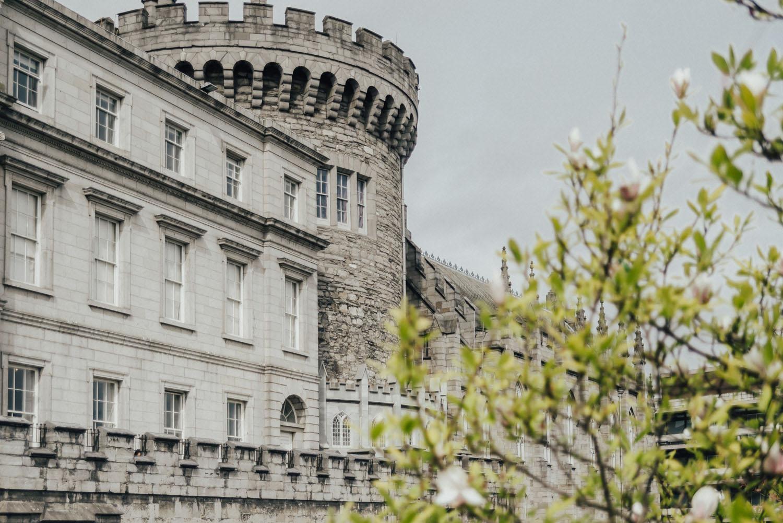 Best Instagram Spot by Dublin Castle