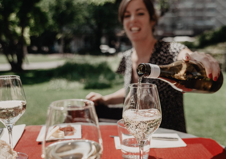 Les Parcelles Laurent Villard - Geneva Wine Tasting