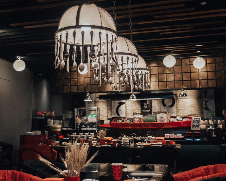 Red Oven Restaurant in Bangkok, So Sofitel