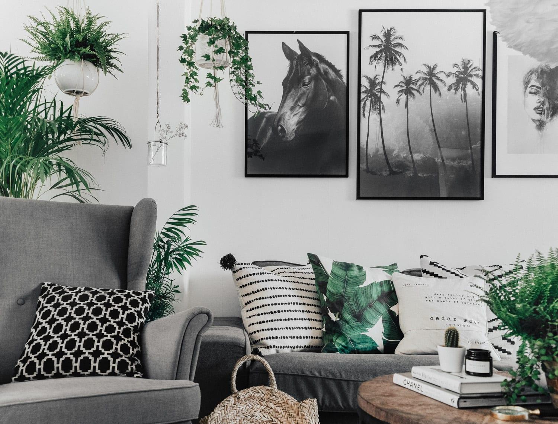 Möbler och inredning ge bort som julklapp eller
