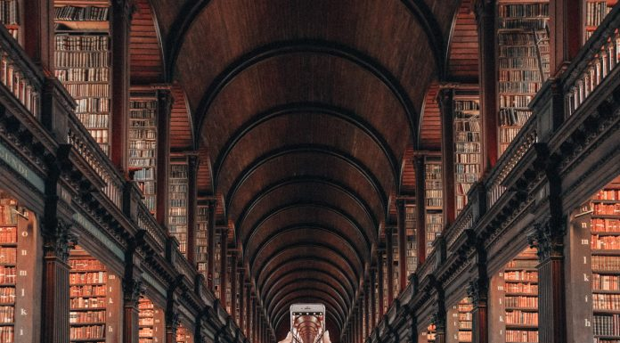 Trinity College Old Library: Fantastiska Instagram-platser i Dublin, Ireland