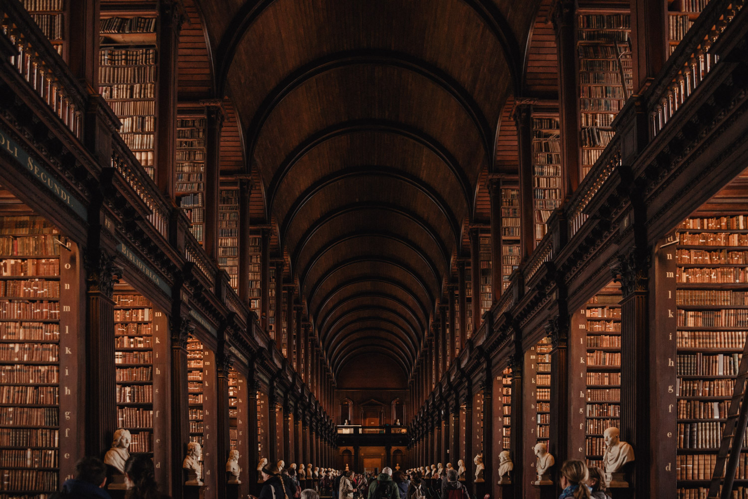 The Book of Kells and the Old Library Exhibition, Trinity College