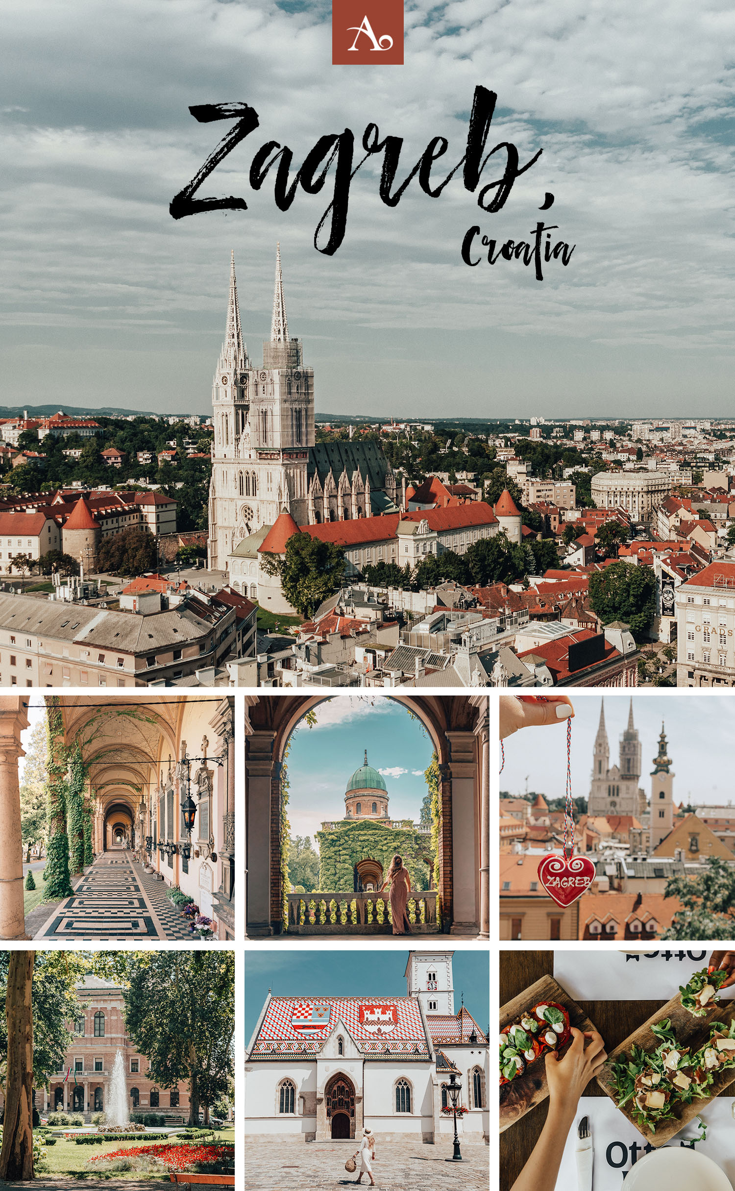 TRAVEL GUIDE: Best Things to Do in Zagreb, Croatia