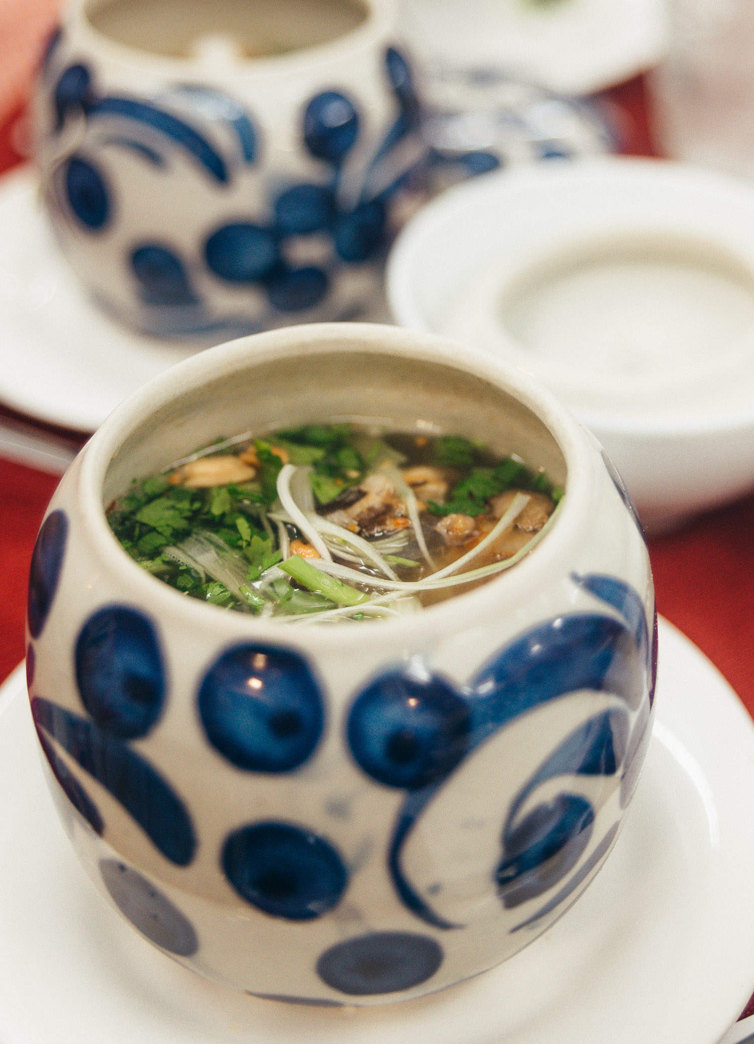 Tuna Eye Soup