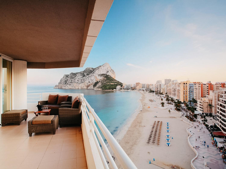 Lägenhet i Spanien | Esmeralda 01, Costa Blanca, Calpe