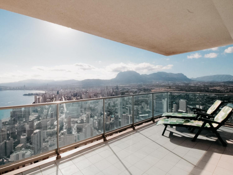 Lägenhet i Benidorm, Spanien