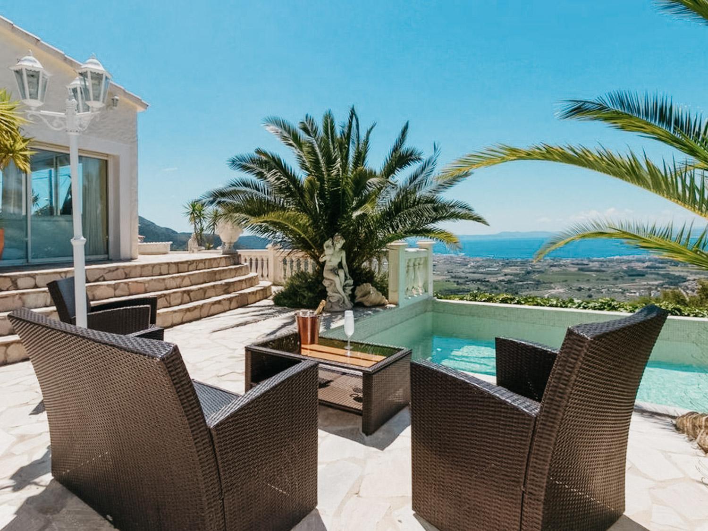Boende i Spanien - Privat Villa Dream i Roses, Costa Brava