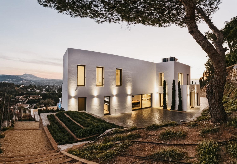 Semestervilla Exorbo i Jávea, Spanien