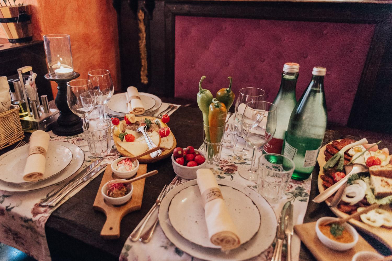 Restaurant Kod Ruže in Osijek, Slavonia