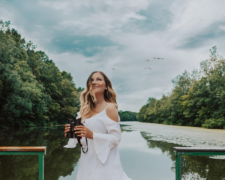 Fågelskådning i Kroatien | River Bosut, Baranja